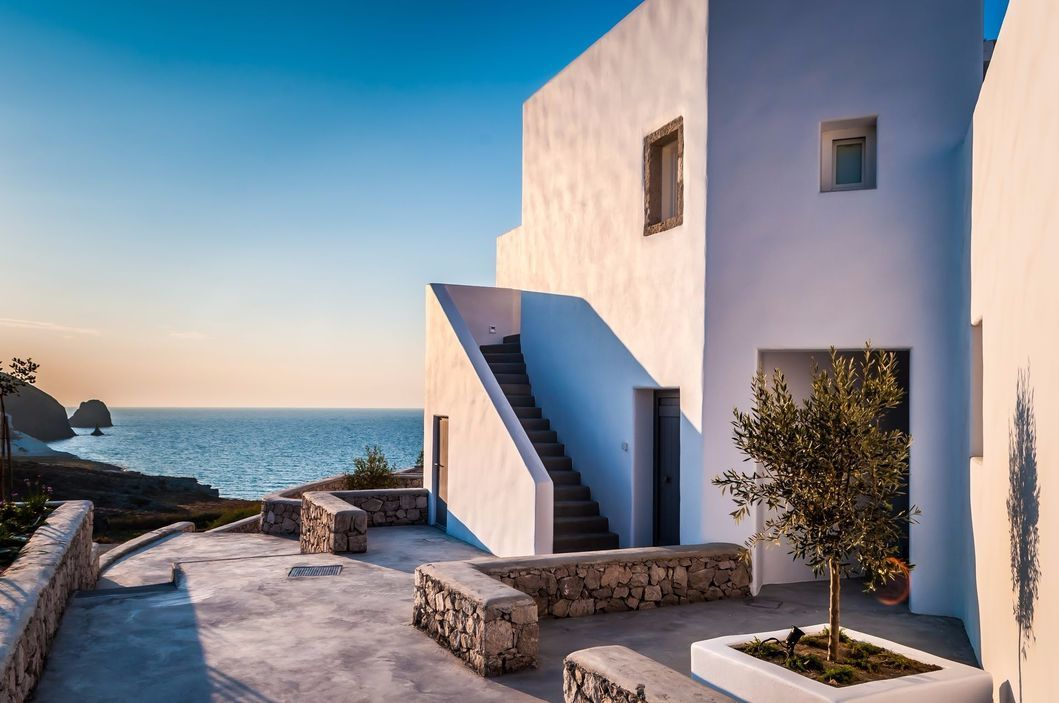 Milos breeze boutique hotel 4 hotel in pollonia milos for Boutique hotel milos